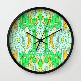 Riomaggiore Wall Clock