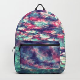 abstract sky Backpack