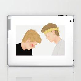 Skam, Isak and Even   Evak Illustration Laptop & iPad Skin