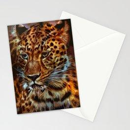 Jaguar 029 Stationery Cards