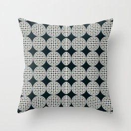 Byzantine Sphere Pattern Throw Pillow
