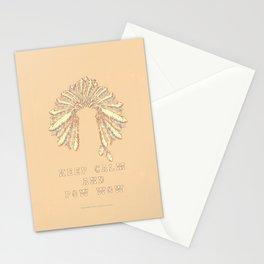 POW WOW - 043 Stationery Cards