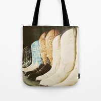 texas Tote Bags featuring Texas by Teal Thomsen Photography