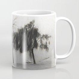 Rain. Lake Garda Coffee Mug