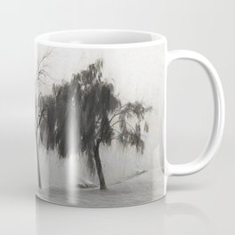 Rain. Lake Garda Coffee Mug