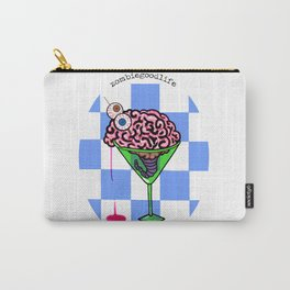 Brain-tini Carry-All Pouch