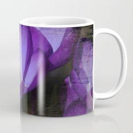 Crocuses in spring Coffee Mug