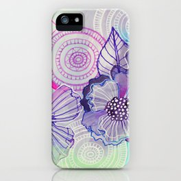 Eclectic Royalty iPhone Case