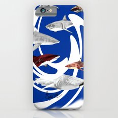Sharks. Slim Case iPhone 6s