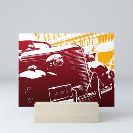 The Law Mini Art Print