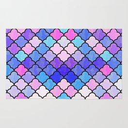 Watercolor Lovely Pattern VVXIII Rug