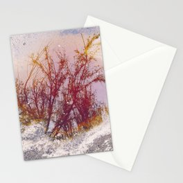 Puddle of tree... or mud Stationery Cards