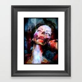 Infrared Dream Framed Art Print