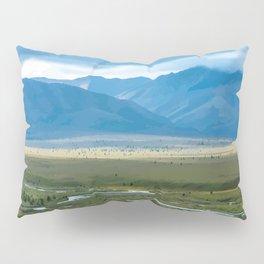 The Last Frontier, Denali National Park Pillow Sham