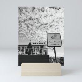 Sea Sprite Motel Mini Art Print