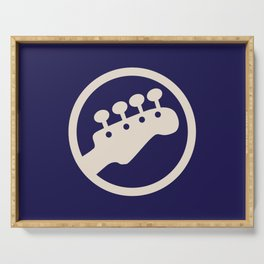 Guitar Serving Tray