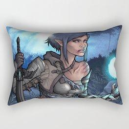 Nihal mondo emerso Rectangular Pillow