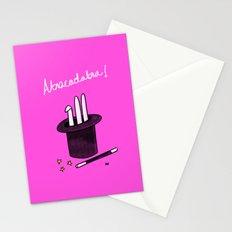 Society6 Abracadabra ! / Martin Moreau Stationery Cards