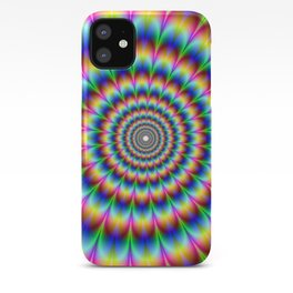 Trippy Stoner iPhone Case