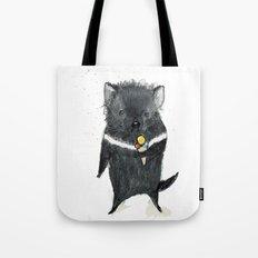 Tasmanian Devil Tote Bag