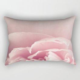 Peony Blush Rectangular Pillow