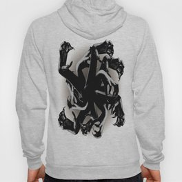 Claws Attack  Hoody