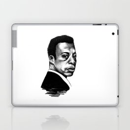 James Baldwin Laptop & iPad Skin