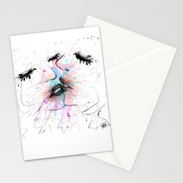 Infinity Beso Stationery Cards