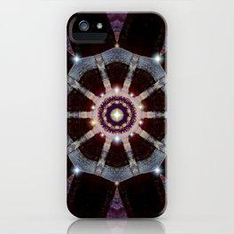 Purple Velvet iPhone Case