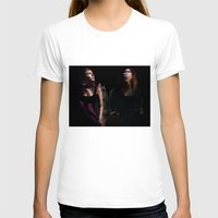bed T-shirts featuring Bed by Annamaria Kowalsky