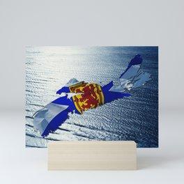 Canada's Ocean Playground Mini Art Print