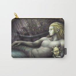 Gali of the Golden Stars Carry-All Pouch