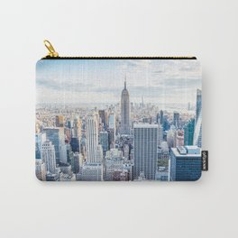 New York city skyline Carry-All Pouch