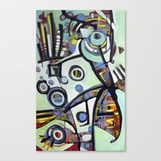 The Finch Canvas Print