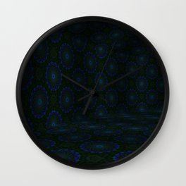 Iconic Hollows 19 Wall Clock