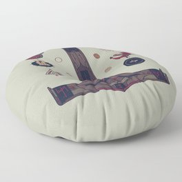 Ragnarok Floor Pillow