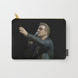 Bono - In Concert At London Carry-All Pouch