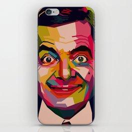WPAP - Mr. Bean iPhone Skin