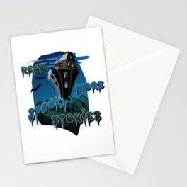 Read More Spooky Stories Stationery Cards