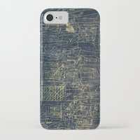 cinema iPhone & iPod Cases featuring ENGRAVE CINEMA by AMULET