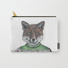 Fantastic Mr Fox (in a smashing christmas jumper) Carry-All Pouch