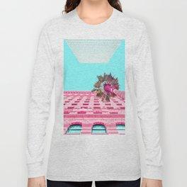 LA Palm Tree Look Up Long Sleeve T-shirt