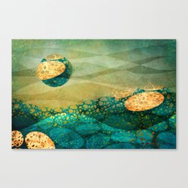 Take me to Another World... Canvas Print