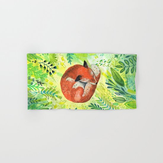 Nature's Heart Hand & Bath Towel