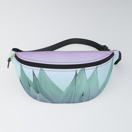 Agave Vibes #7 #tropical #decor #art #society6 Fanny Pack