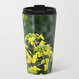 The yellow Travel Mug