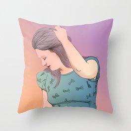 Silke Throw Pillow