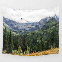 Tatry Koscielec Orla Perc Mountains Wall Tapestry