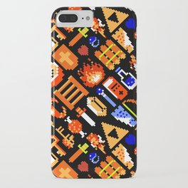 The Legend of Zelda pattern || legendary items iPhone Case