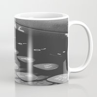 royal Mugs featuring Royal by Neelie
